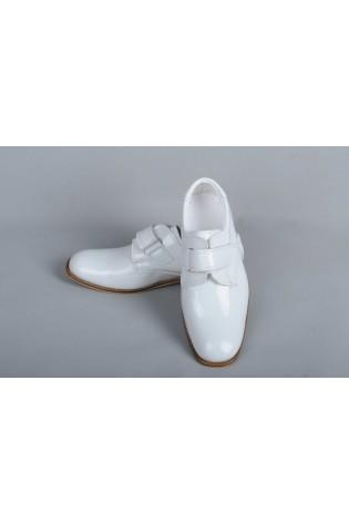 Beyaz Sünnet Ayakkabısı
