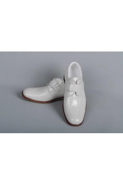 Krem Sünnet Ayakkabısı