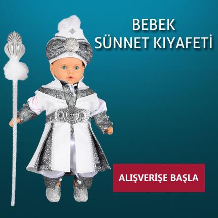 Bebek Sünnet Kiyafeti